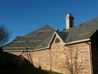 Reroofing & Roof Replacement